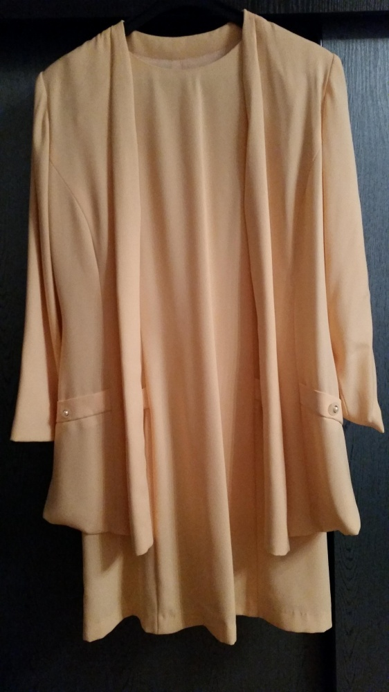 Kostium sukienka i marynarka roz 42