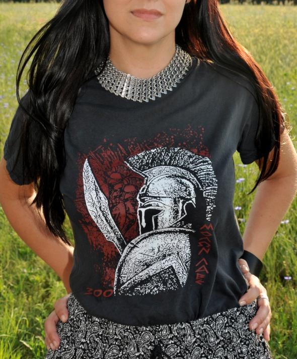Koszulki koszulka z rycerzem