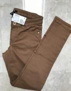 Spodnie H&M camel rozmiar 38...
