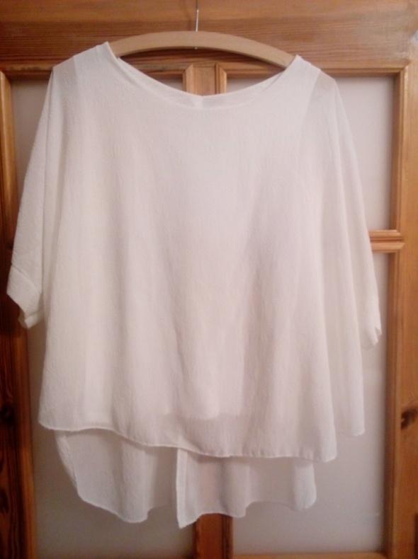 Oversize biała S M L