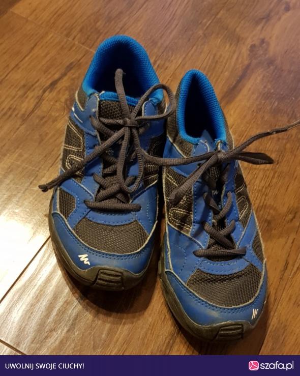 Chłopięce buty Quechua 33 w Obuwie Szafa.pl
