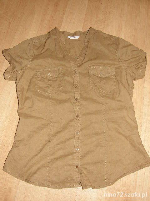 CAMAIEU cienka bawełniana bluzeczka L