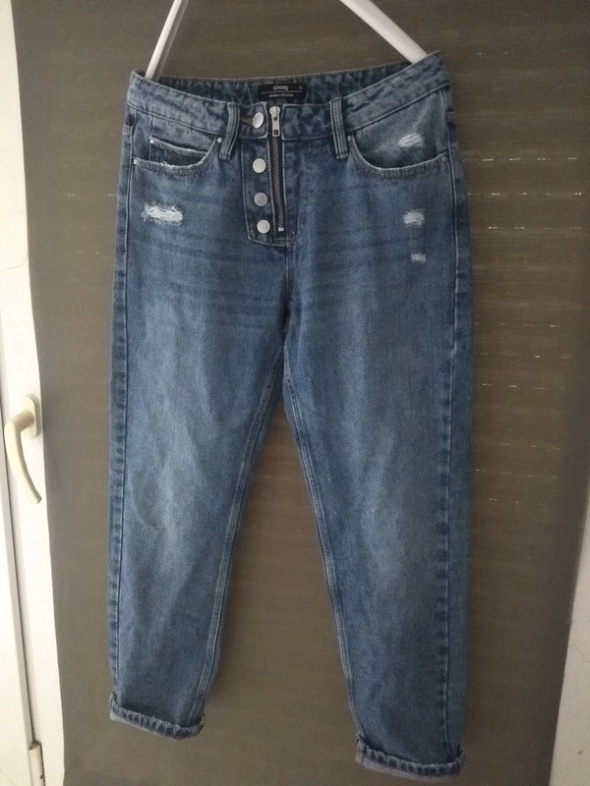 Sinsay jeansy boyfriend 36 S