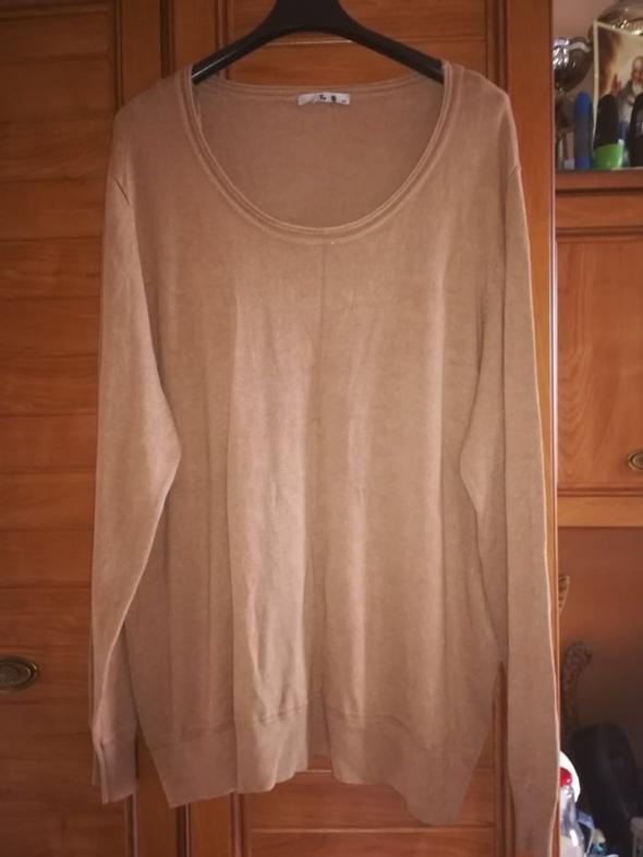 TU śliczny sweterek dla puszystej 48...