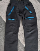 Spodnie Trekkingowe chłopięce Summit softshellowe...
