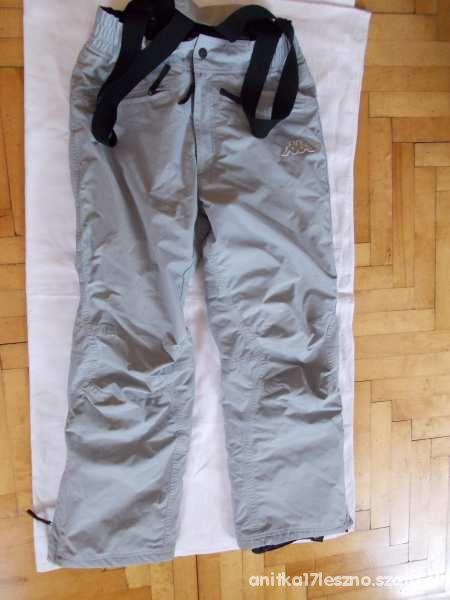 spodnie narciarskie snowboardowe KAPPA L