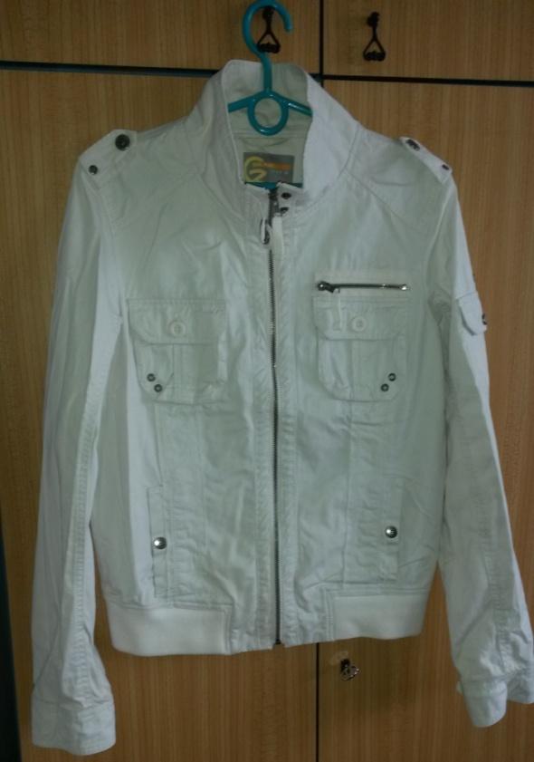Odzież wierzchnia Beżowa kurtka Reporter XL