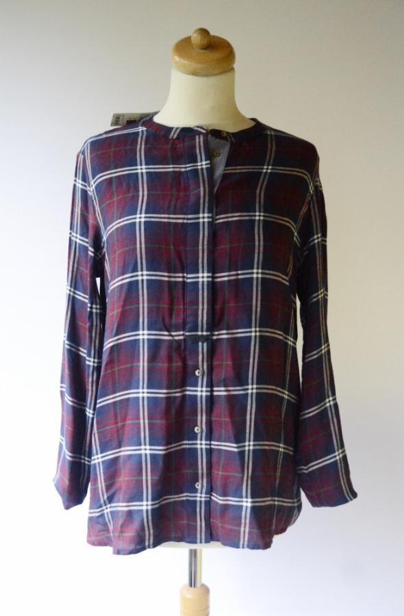 Koszula Bluzka NOWA Esprit Kratka L 40 Kratkę Oversize...
