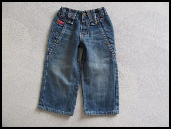 Spodnie i spodenki Spodnie jeansy 18 do 24 miesiące i dłużej