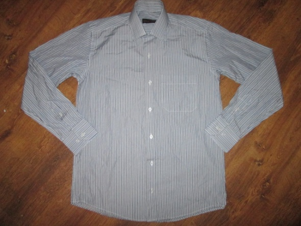 Koszula rozmiar S w paski długi rękaw Kassura Classic