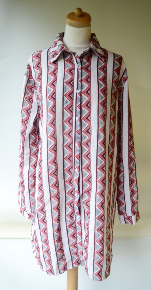 Koszula Wzory Aztec XL 42 Glamorous Tall Long Wzorki