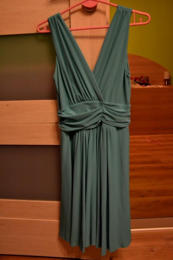 Turkusow sukienka