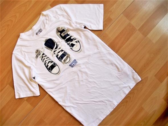 CONVERSE koszulka t shirt 153 do 170 lat 13 do 15
