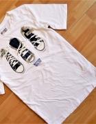 CONVERSE koszulka t shirt 153 do 170 lat 13 do 15...