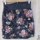 Wiosenna spódnica w kwiaty Stradivarius nowa