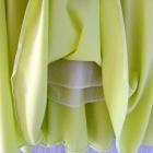 Niepowtarzalna cytrynowa żółta spódnica rozm L