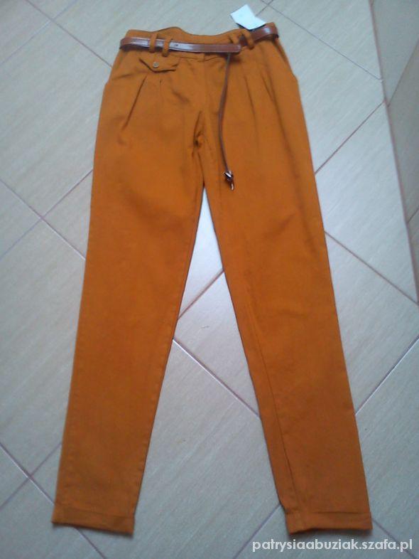 nowe spodnie