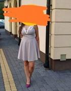 Sukienka szara S M...