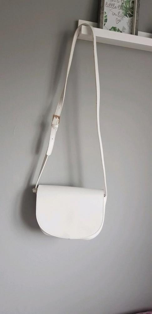Biała torebka Reserved...