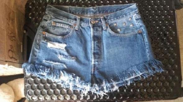 Levis spodenki jeansowe