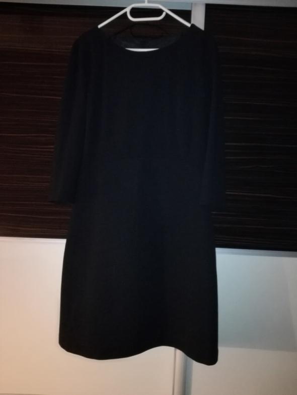 Czarna sukienka 40 42...