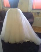 Spódnica do sukni ślubnej...