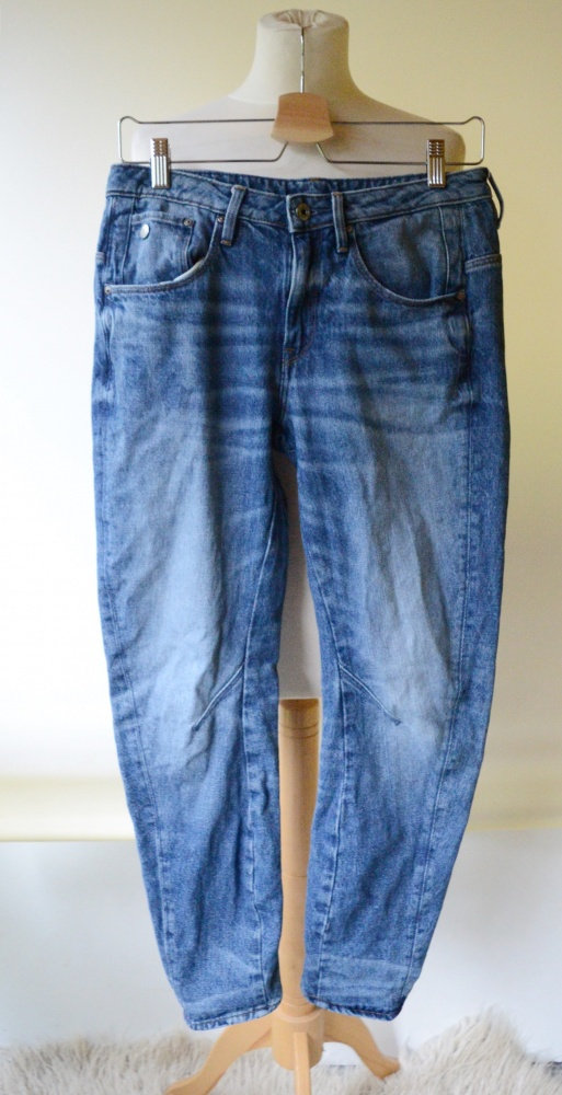 Spodnie Jeans 25 30 G Star Raw Low Boyfriend S Men