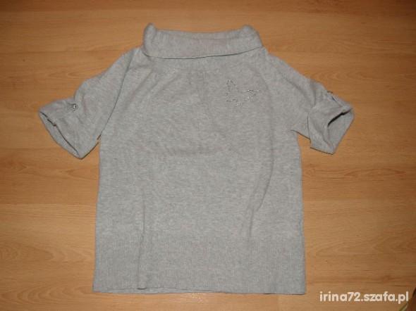 ZARA KIDS sweterek golf z krótkim rękawem 140 cm