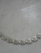 Bardzo ładna srtebrna ażurowa bransoletka ponad 12 gr...