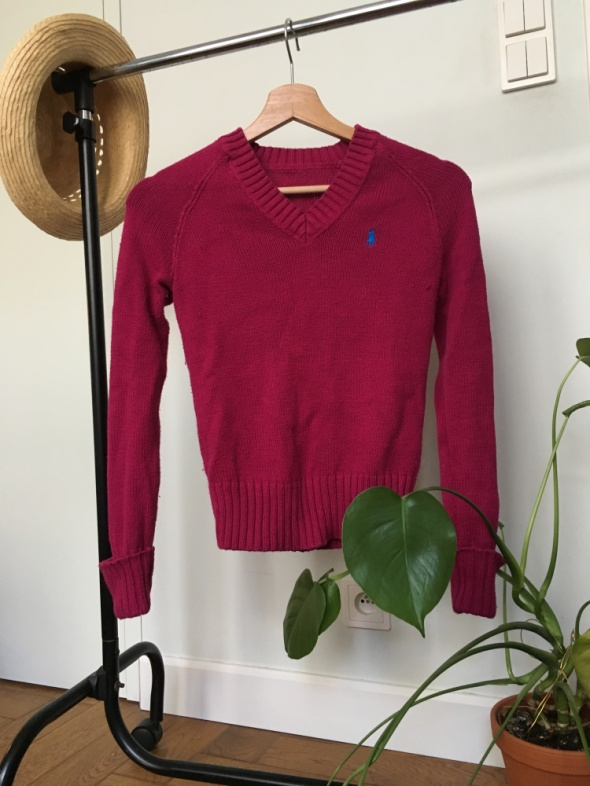 Sweter Polo Ralf Laurent XS...