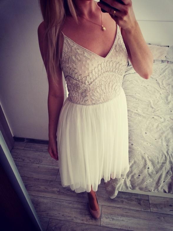 Sukienka poprawiny ślub 36 Adrianna Papell