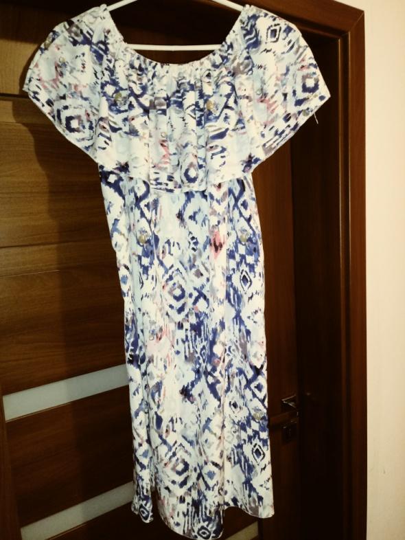 Sukienka hiszpanka L XL