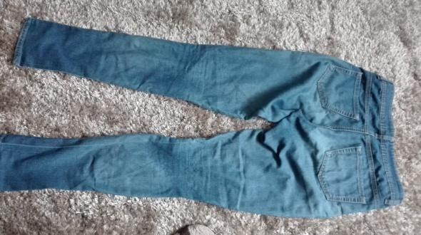 Spodnie skinny...