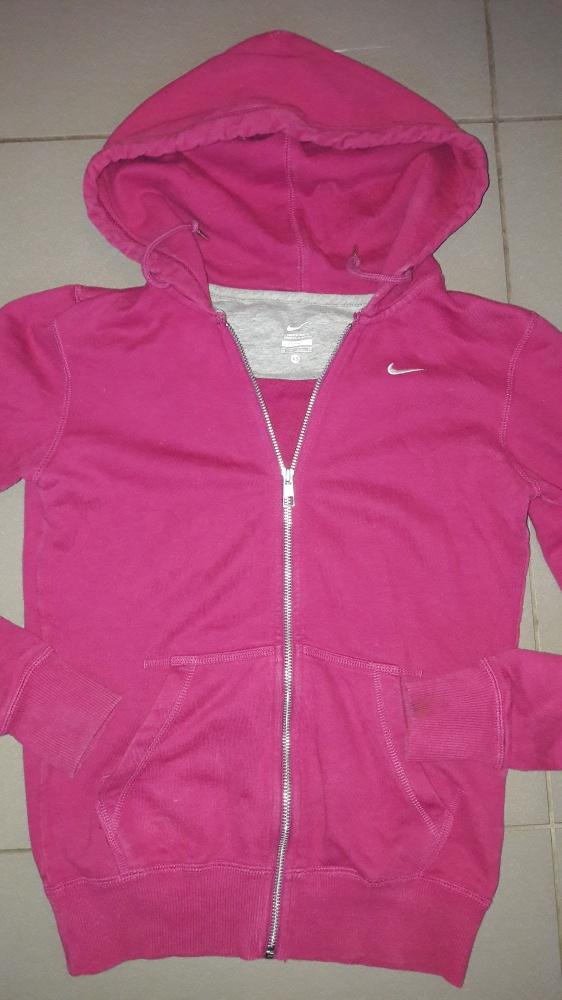 Różowa Bluza Nike Xs...