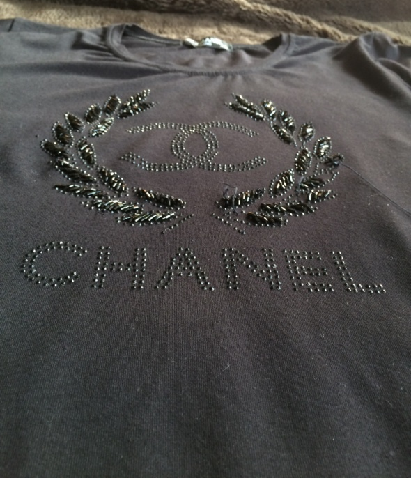 Bluzka Chanel Paris...