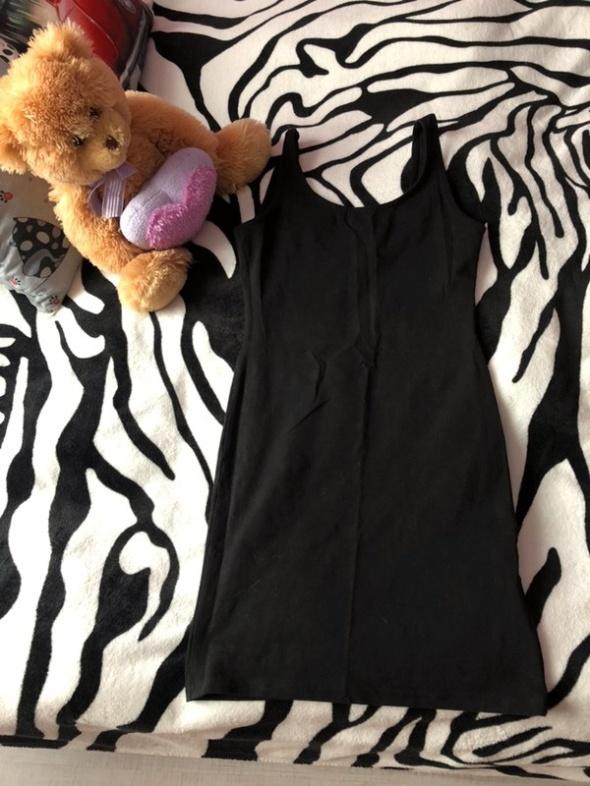 Suknie i sukienki Mini sukienka czarna Tally Weijl