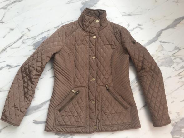 Odzież wierzchnia oryginalna pikowana kurtka Michael Kors 36 S