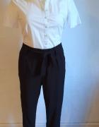 Czarne eleganckie spodnie r 40...