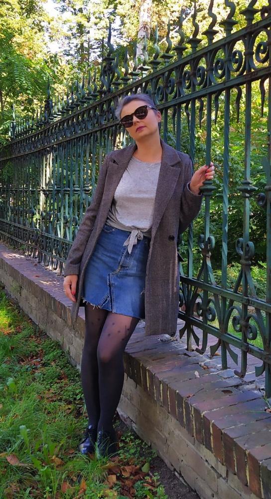 Codzienne stylizacja na jesienny spacer