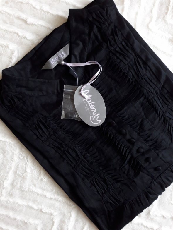Czarna elegancka bluzka New Look nowa...
