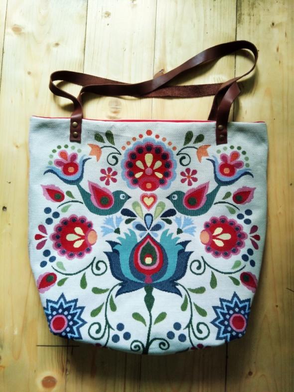 Torba etno boho szoperka torba na ramię