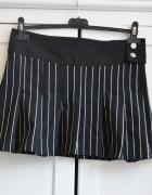 Spódnica spódniczka mini plisowana S M 36 38...