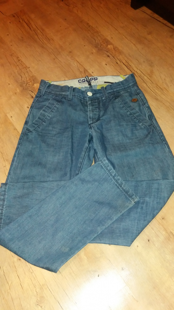 Spodnie Jeans Cropp...