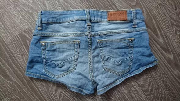 Spodenki jeans jeanswoe XS