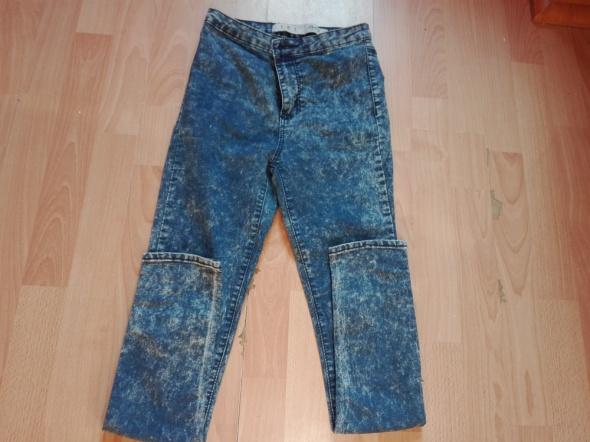 Jeansowe marmurki 36S...