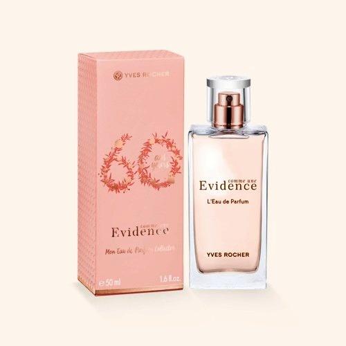 Comme une Evidence Yves Rocher perfum 50 ml...