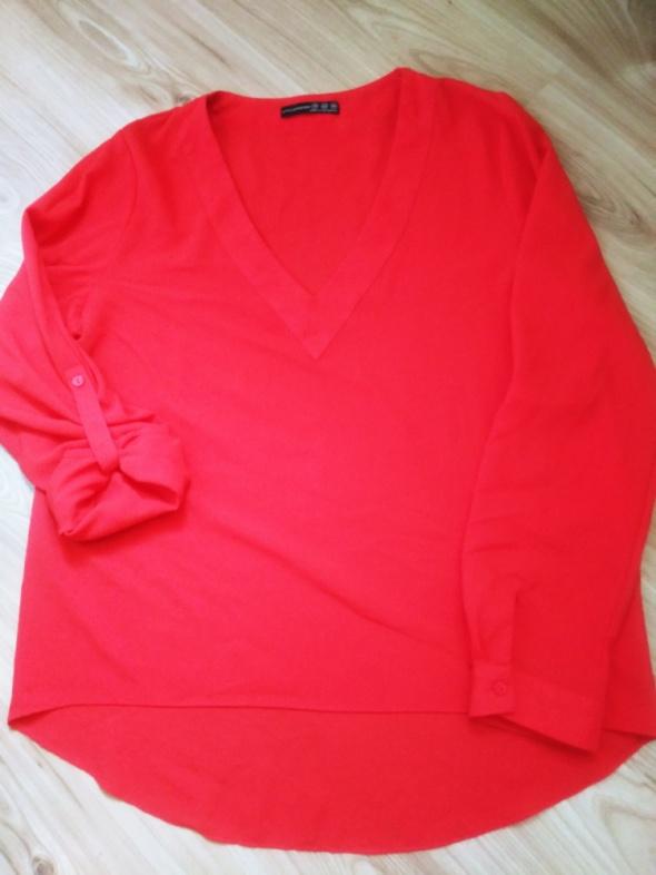 Czerwona bluzka Atmosphere...