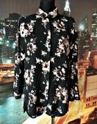 mystify koszula zwiewna modny wzór kwiaty hit 42...