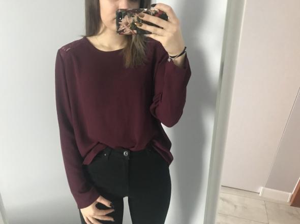 Bluzki Koszula luźna zara stan idealny M