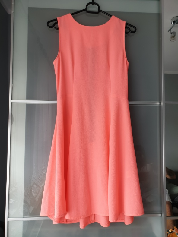 Neonowa sukienka hit 2019 rozmiar 36...
